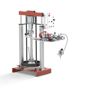high-viscosity media dispensing system