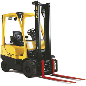 LPG forklift / diesel / ride-on / outdoor