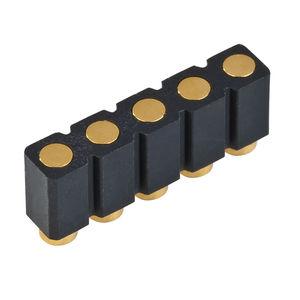 single-row pin header / double-row / straight / SMT