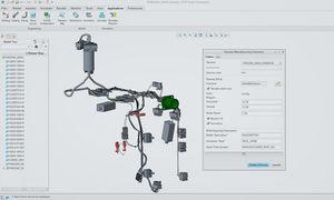 electrical schematics software