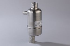 eddy current separator / condensate / gas / for the petroleum industry