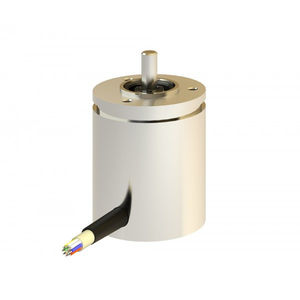 absolute rotary encoder / magnetic / CANopen / single-turn