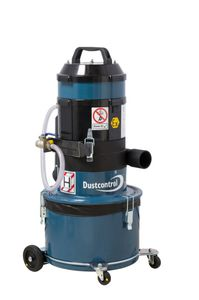 compressed air dust extractor / mobile / with HEPA filter / ATEX
