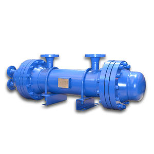 shell and tube heat exchanger / water/water