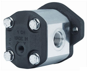 external-gear hydraulic motor