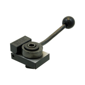 cam-operated clamp / steel