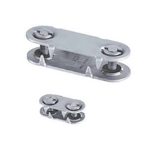 bolted plate conveyor belt fastener
