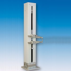 strain gauge extensometer / video