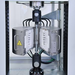 environmental test chamber / humidity and temperature / for materials testing machines