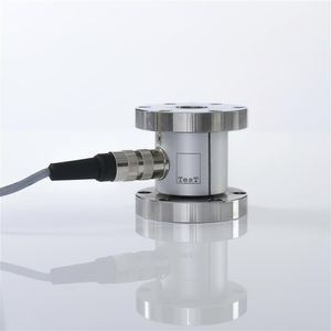 static torque transducer / reaction / with flange