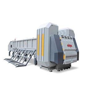 double-shaft shredder
