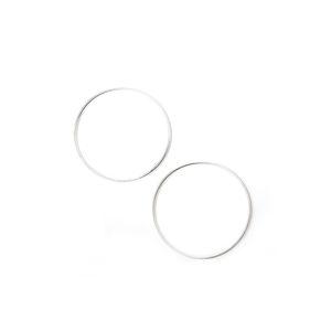 O-ring seal / circular / metal / for aerospace applications