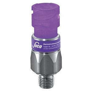 relative pressure transmitter / ceramic / threaded / stainless steel