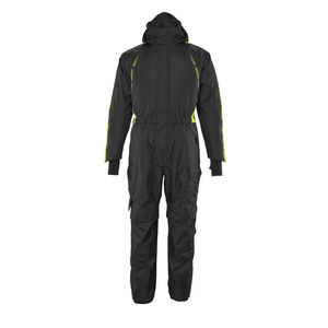 work coveralls / waterproof / polyester / breathable
