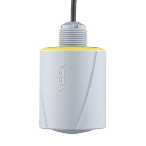 radar level sensor / for water / bulk solids / 4-20 mA