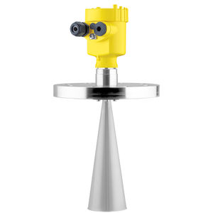 radar level sensor / for liquids / 2-wire / stainless steel