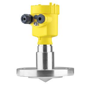 radar level sensor / for aggressive liquids / stainless steel / 4-20 mA