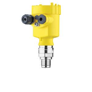 radar level sensor / for liquids / stainless steel / 4-20 mA