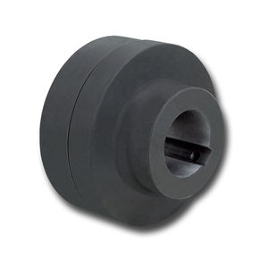 jaw coupling / pump / for blowers / for trolleys