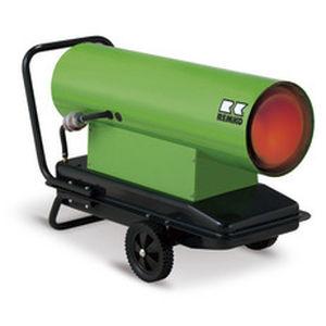 mobile hot air generator