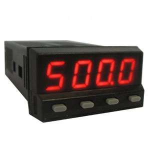 digital meter / programmable / industrial