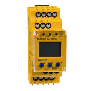 insulation monitor for medical applications / for AC networks