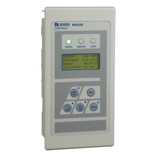 remote alarm annunciator / for medical applications