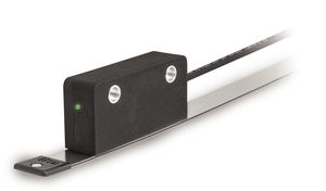 absolute linear encoder / analog / with serial interface / non-contact