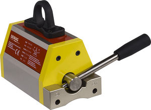 manually switched permanent lifting magnet / handling / for sheet metal