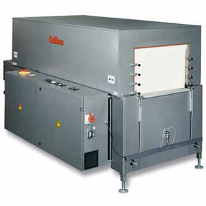 electric shrink tunnel / hot air / double-chamber