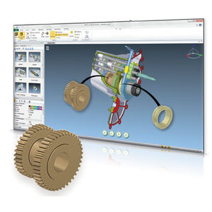 CAD software / product documentation / process / for CAD