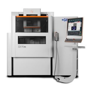 wire electrical discharge machine / CNC / high-productivity