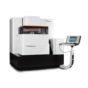 wire electrical discharge machine / CNC / precision / for micro-machining