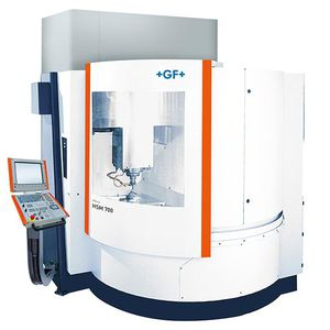 3-axis machining center / 5-axis / vertical / gantry