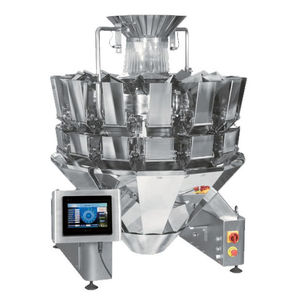 multihead weighing machine / for bulk materials / for granulates / with central feed