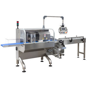 horizontal bagging machine / H-FFS / flow-pack / for the food industry