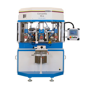 pad printing machine with hermetic ink cup