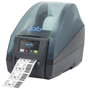 thermal transfer label printer / direct thermal / for industrial applications