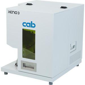 pulsed fiber laser marking system / compact / desktop / for metal