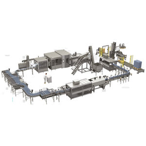 compact complete packaging line