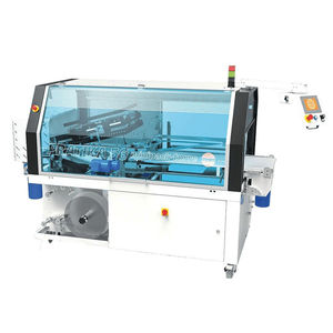 automatic shrink wrapping machine / for heat-shrink films / side sealing