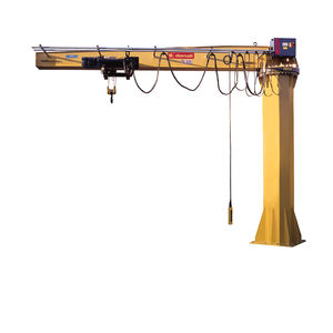 Electric jib crane - All industrial manufacturers - Videos