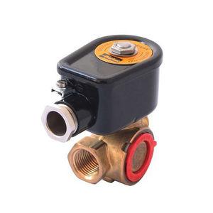 latching solenoid valve