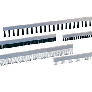 strip brush / cleaning / stainless steel / carbon fiber