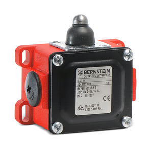safety limit switch / IP65 / rugged / heavy-duty