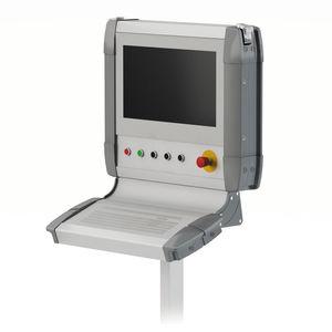 panel-mount enclosure