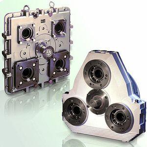 Pump gear reducer, Pump gearbox - All industrial