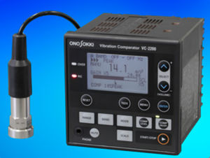 machine monitoring vibration analyzer / portable / digital / industrial