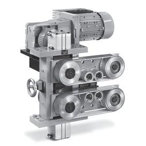 wire drive unit