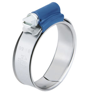 galvanized steel hose clamp